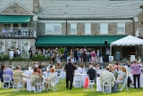Guests enjoying the 2016 CFC Annual Garden Party