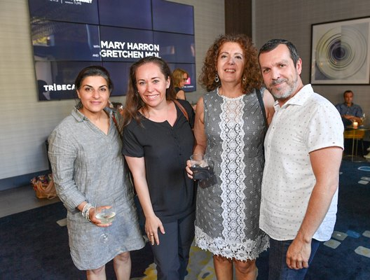 Tribeca Talks Mary Harron event