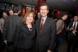 WGC President Jill Golick and the Honourable Michael Chan, Ontario Minister of Tourism, Culture and Sport