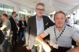Piers Handling - Director & CEO of TIFF, Paul Bronfman - our Chairman/CEO