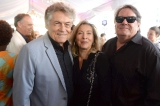 Art Hindle - Actor, his wife Brooke Hindle, Don Carmody - Film Producer