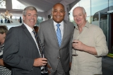 MPP Arthur Potts, Honourable Michael Coteau - Minister of Tourism, Culture and Sport, Colin Mochrie - Actor