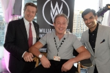 Mayor John Tory, Paul Bronfman - our Chairman/CEO, Zaib Shaikh -  Film Commissioner & Director of Entertainment Industries