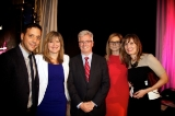 george stroumboulopoulos, jennifer dettman, neil mceneaney, prentiss fraser, and samantha mcwilliams.