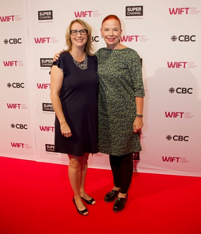 WIFT-T Reception at TIFF