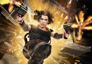 Resident Evil 3D