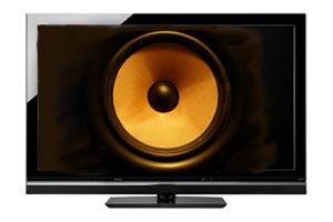 Speaker TV