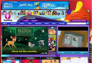 Family Web Site