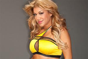 WWE - Rosa Mendes