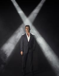THE X FACTOR: Simon Cowell. CR: Ian Derry / FOX