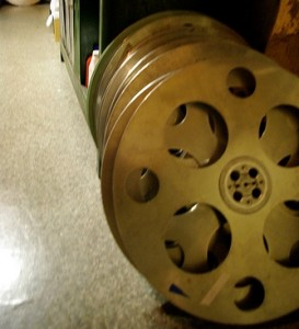 Film reels (Photo: Lisa Eglinton, Flickr Creative Commons)