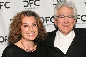 Kirsten Smith and Ron Yerxa