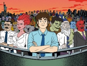 Ugly Americans group shot 1
