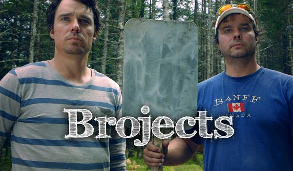 Brojects airs on Cottage Life
