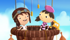 Copied from Kidscreen - JustinTime