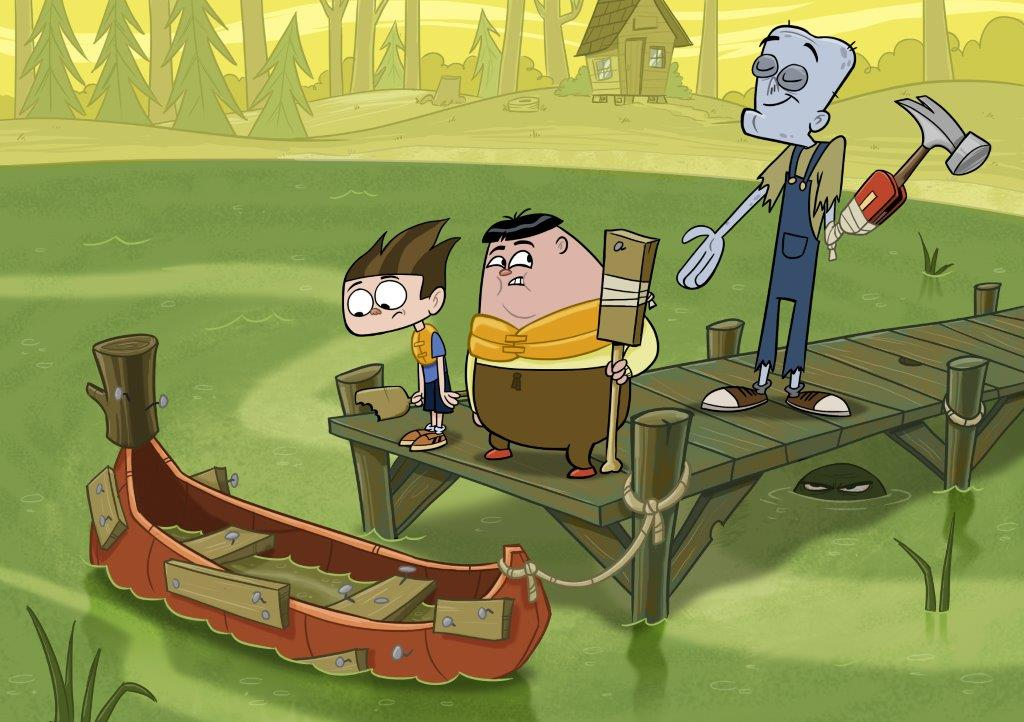 Copied from Kidscreen - Lakebottom