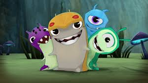 Copied from Kidscreen - Slugterra
