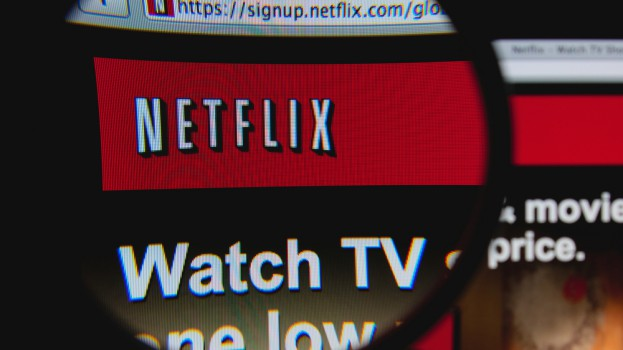 Copied from Media in Canada - netflix magnifying glass