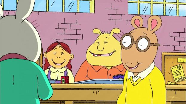 Copied from Kidscreen - Arthur17season