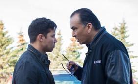 Blackstone S4 - Alan Fraser (Justin Rain) and Andy Fraser (Eric Schweig)