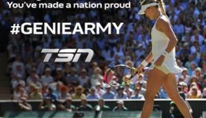Copied from Media in Canada - GenieArmyTSN