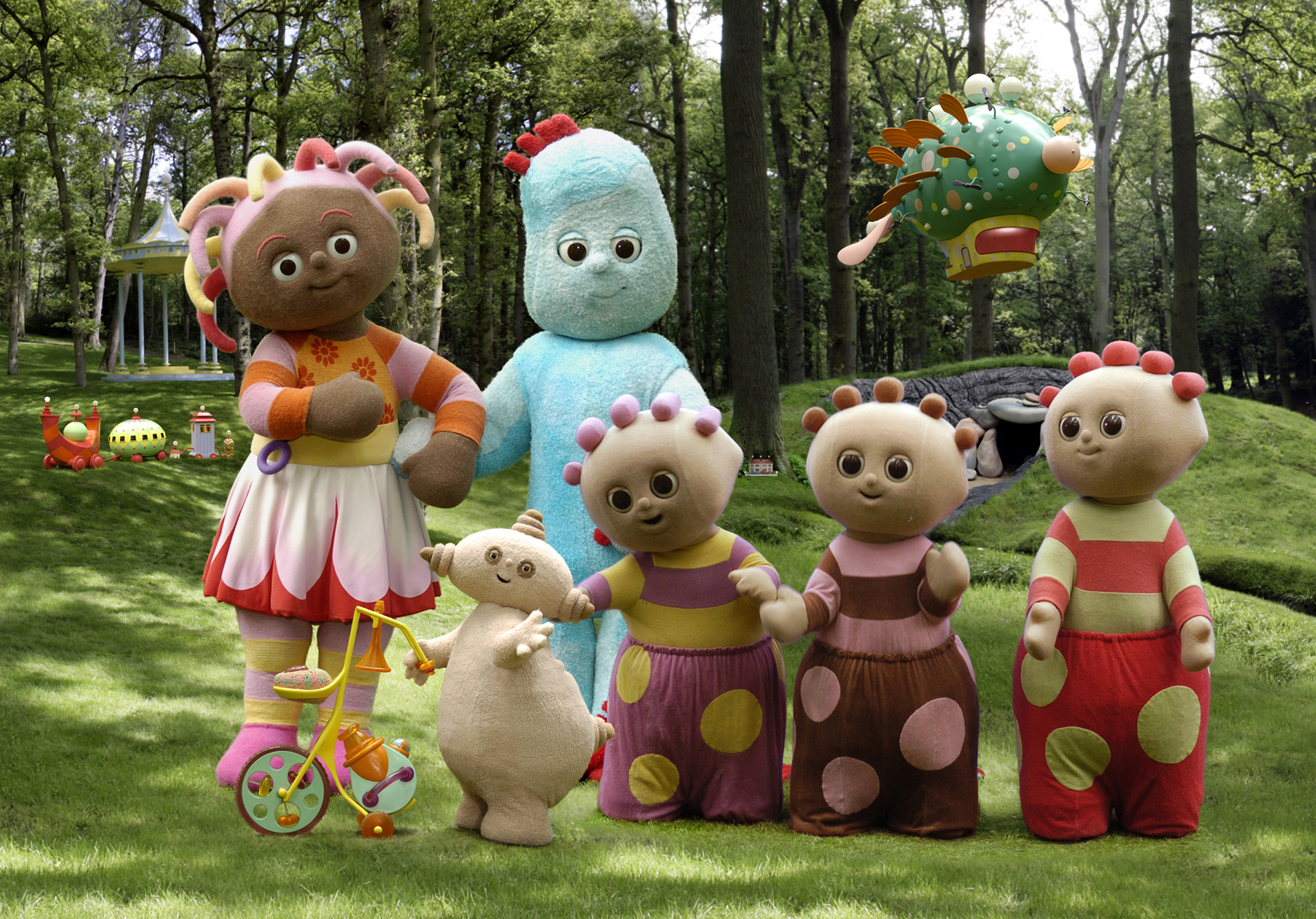 In the night garden playback Australia home and garden tv show
