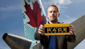 Copied from Media in Canada - amazing race canada