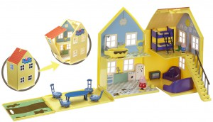 Copied from Kidscreen - 04815 MUDDY PUDDLE DELUXE PLAYHOUSE CLEAN