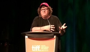 Copied from Realscreen - Michael Moore