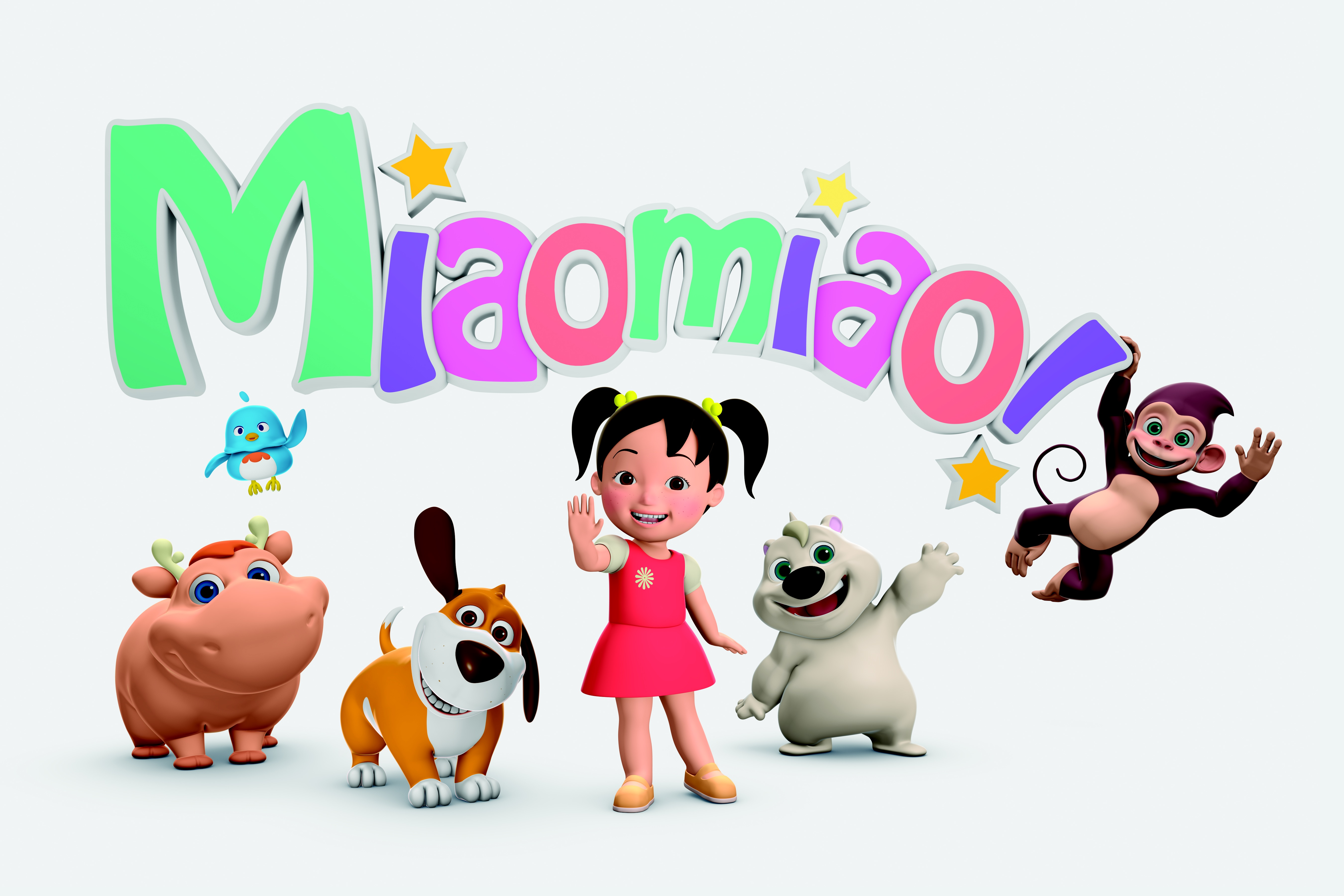 Copied from Kidscreen - Miaomiao Mark Animation