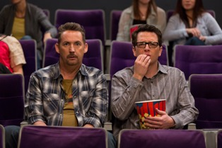 Seed - L to R: Harland Williams as Sheldon, Jay Malone as Ryan