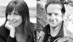 Lisa Gabriele and Mike Armitage