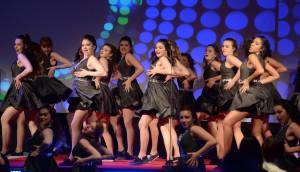 Unsung Glee Dance Troop - CSAs 2015
