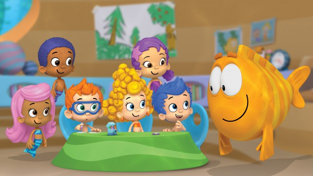 Copied from Kidscreen - BUBBLE GUPPIES