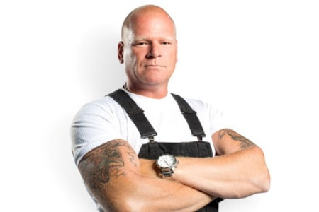 Copied from Realscreen - Mike Holmes
