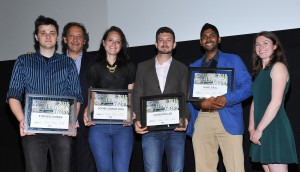 CFC Payback Award Winners, plus CEO Slawko Klymkiw and Julianna Cummins