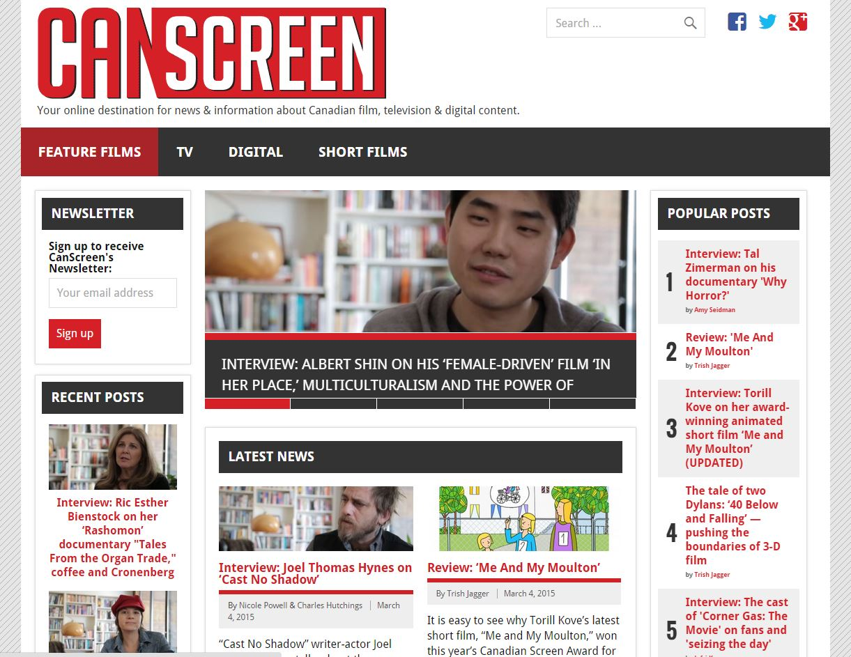 CanScreen