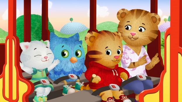 Copied from Kidscreen - Daniel Tigers Neighbourhood