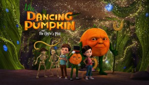 The Dancing Pumpkin