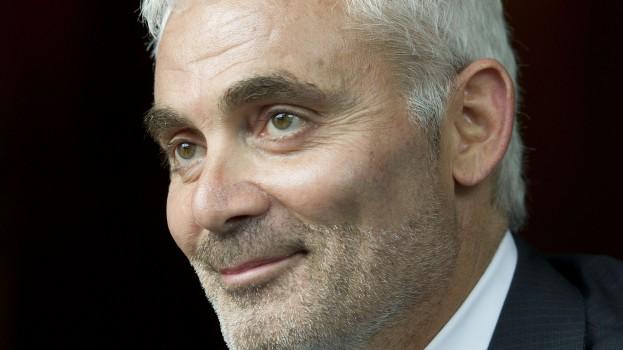 Frank Giustra headshot
