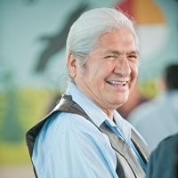 Gordon Tootoosis (1941-2011)