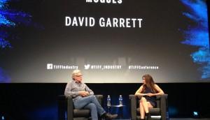 David Garrett TIFF 2015