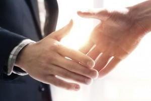 Copied from Media in Canada - handshakeShutterstock