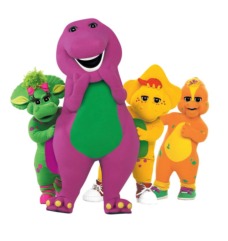 Copied from Kidscreen - Barney Friends