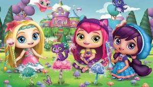 Copied from Kidscreen - Little Charmers