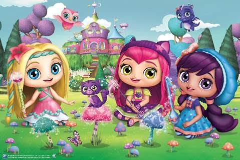 Copied from Kidscreen - Little Charmers