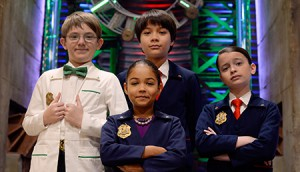 Copied from Kidscreen - Odd Squad promo