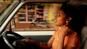 Copied from Realscreen - Driving with Selvi