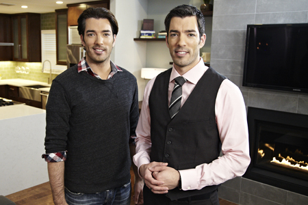 """Copied from Realscreen - Jonathan and Drew Scott, stars of """"Property Brothers"""""""
