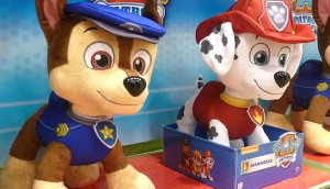 Copied from Kidscreen - PawPatrol